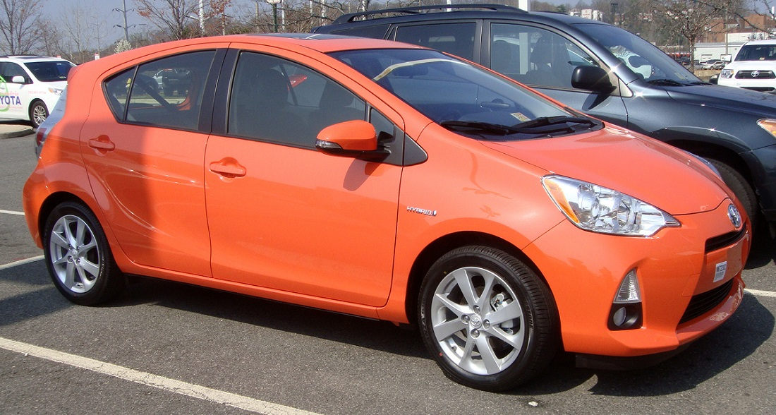 Toyota Prius C | Sturken Auto Body Auto and RV Repair